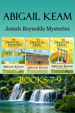 Josiah Reynolds Mysteries Series Box Set 3