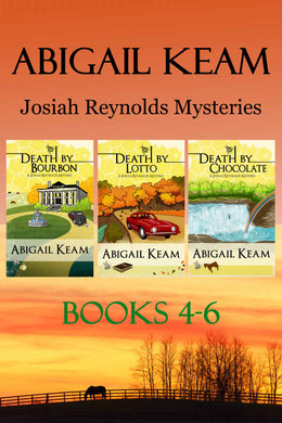 Josiah Reynolds Mysteries Box Set 2